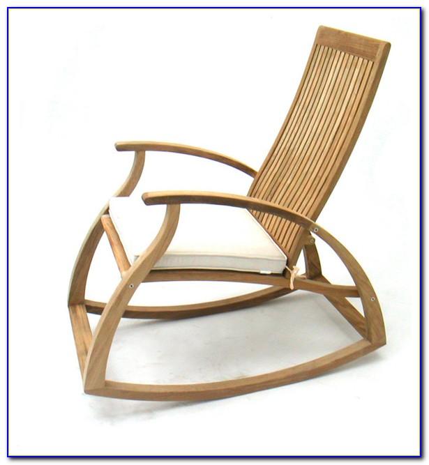 Modern Rocking Chair Glider