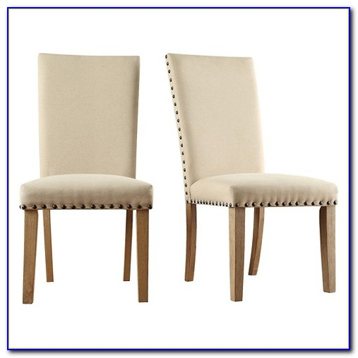Nailhead Dining Chair West Elm
