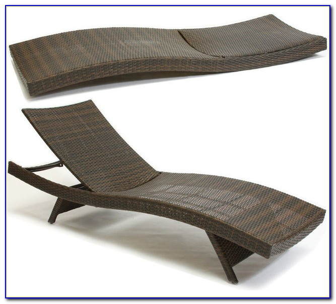 Outdoor Chaise Lounge Chairs With Arms