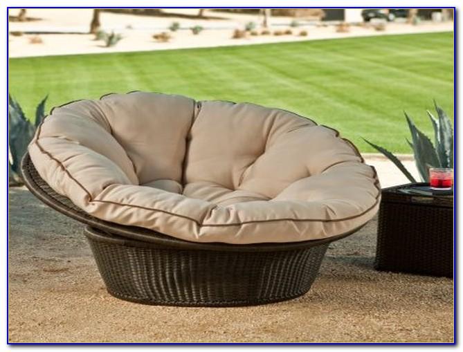 Outdoor Papasan Chair Amazon