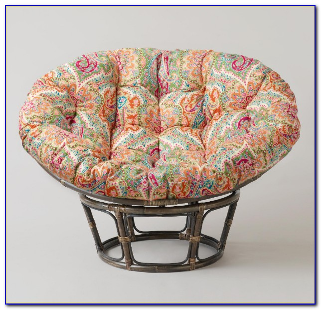 Outdoor Papasan Chair Australia