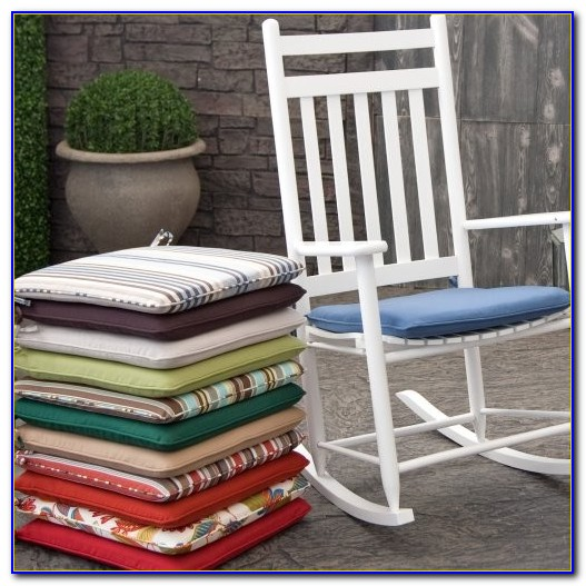 Outdoor Rocking Chair Cushions And Pads