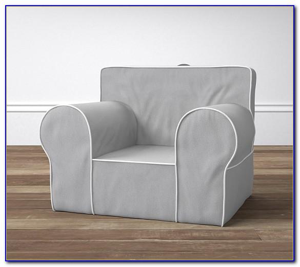Oversized Anywhere Chair Slipcover