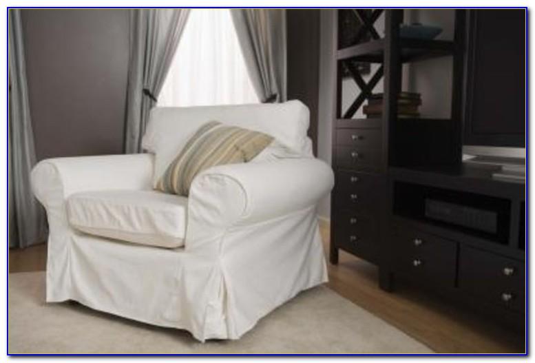 Oversized Chair Slipcover Pattern
