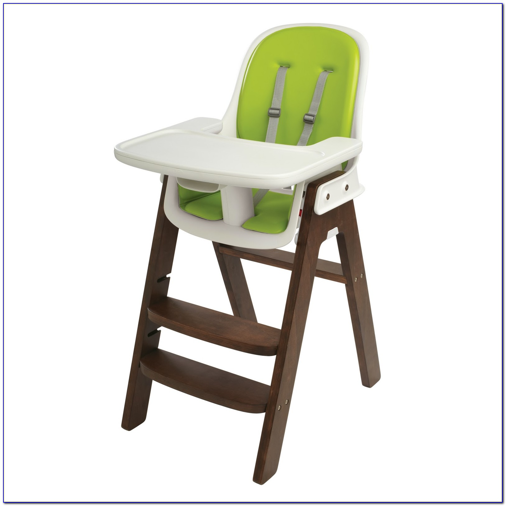 Oxo Sprout High Chair Taupe Walnut