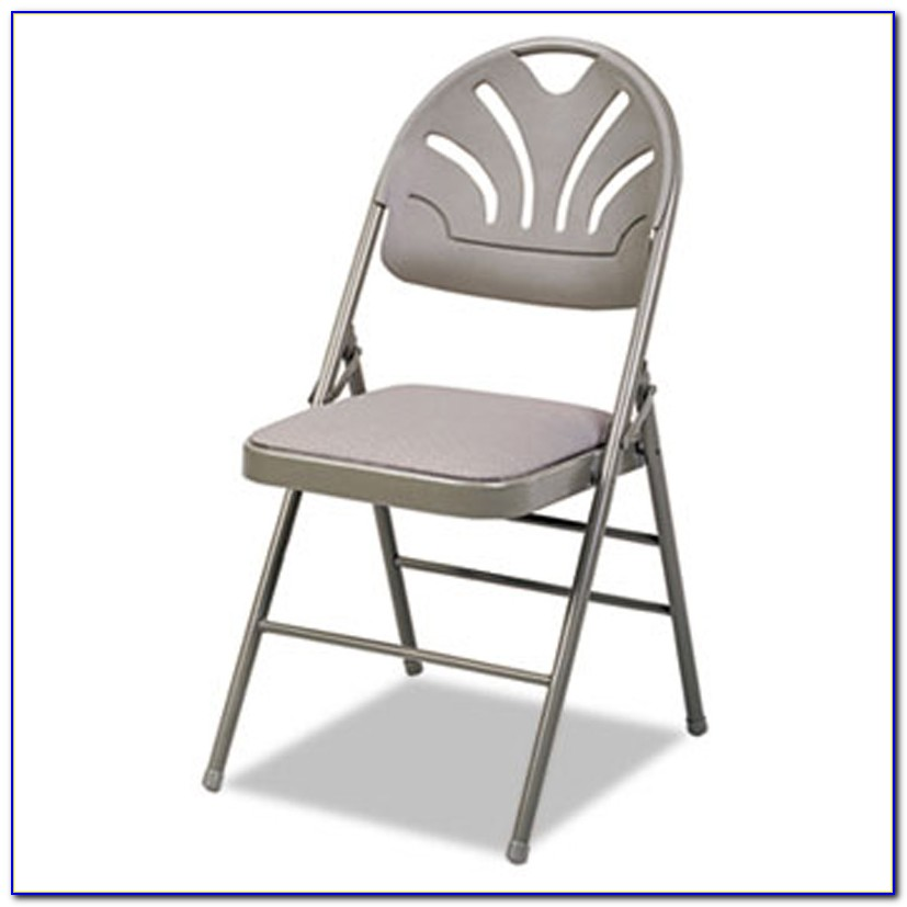 Padded Folding Chairs Outdoor