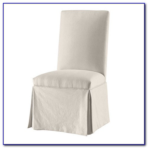 Parson Chair Slipcover Pattern