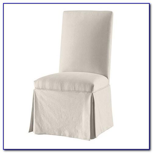 Parson Chair Slipcover Pattern
