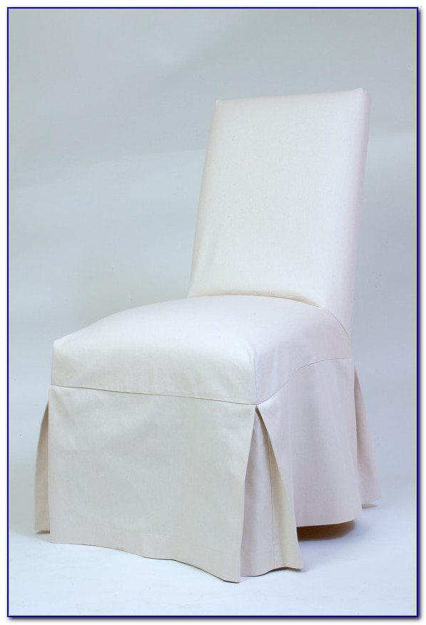 Parson Chair Slipcovers Short