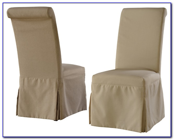 Parsons Chair Slipcovers Shabby Chic