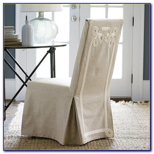 Parsons Chair Slipcovers With Arms