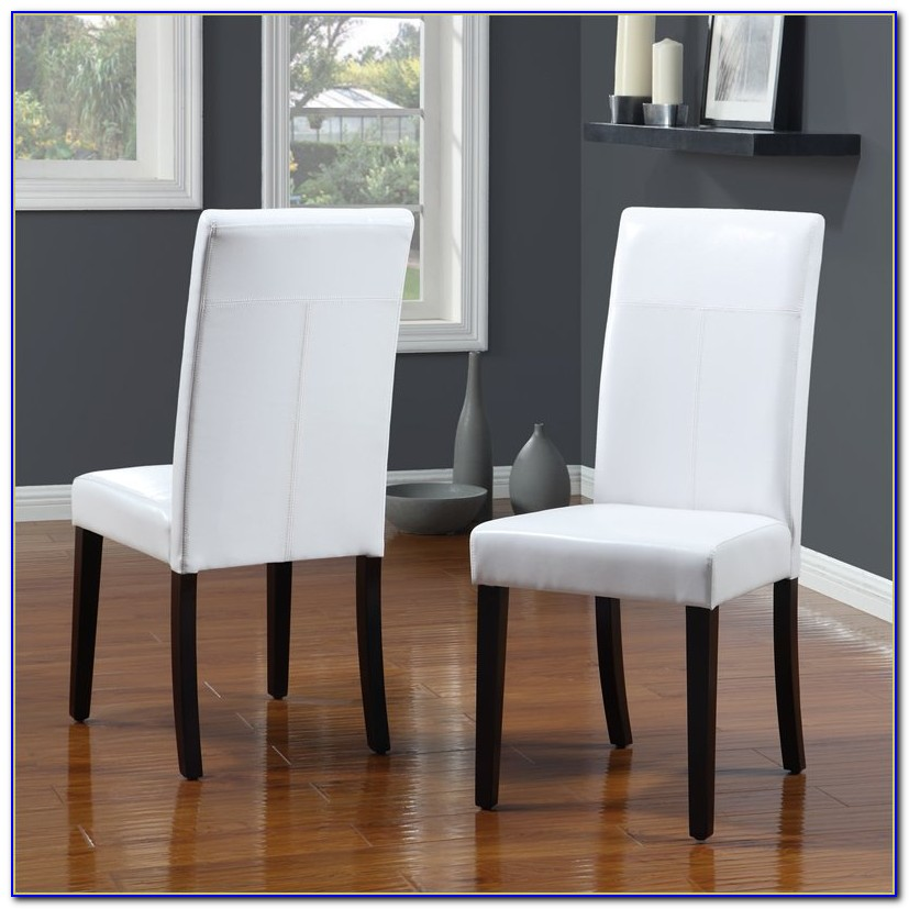 Parsons Dining Chairs With Nailheads