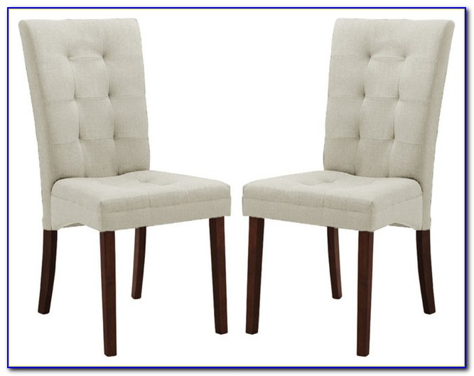 Parsons Dining Chairs With Skirt