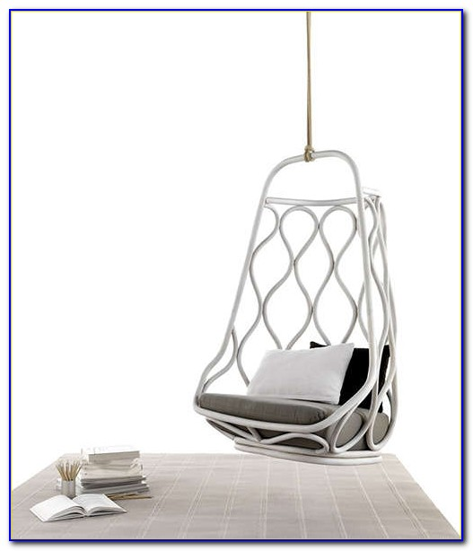 Rattan Hanging Chair Anthropologie