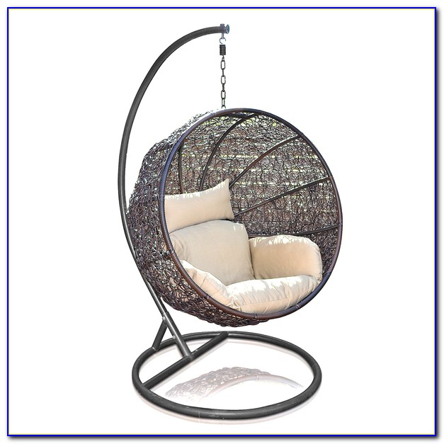 Rattan Hanging Chair Without Stand