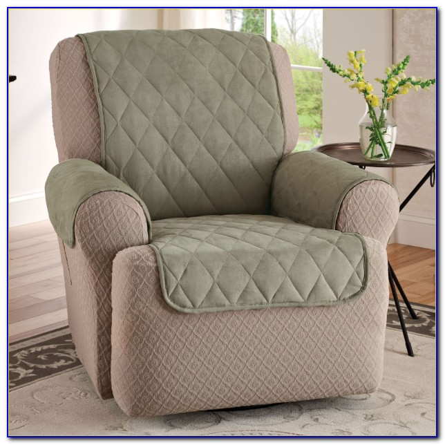 Recliner Chair Covers With Pockets