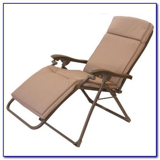 Reclining Camp Chair Anaconda