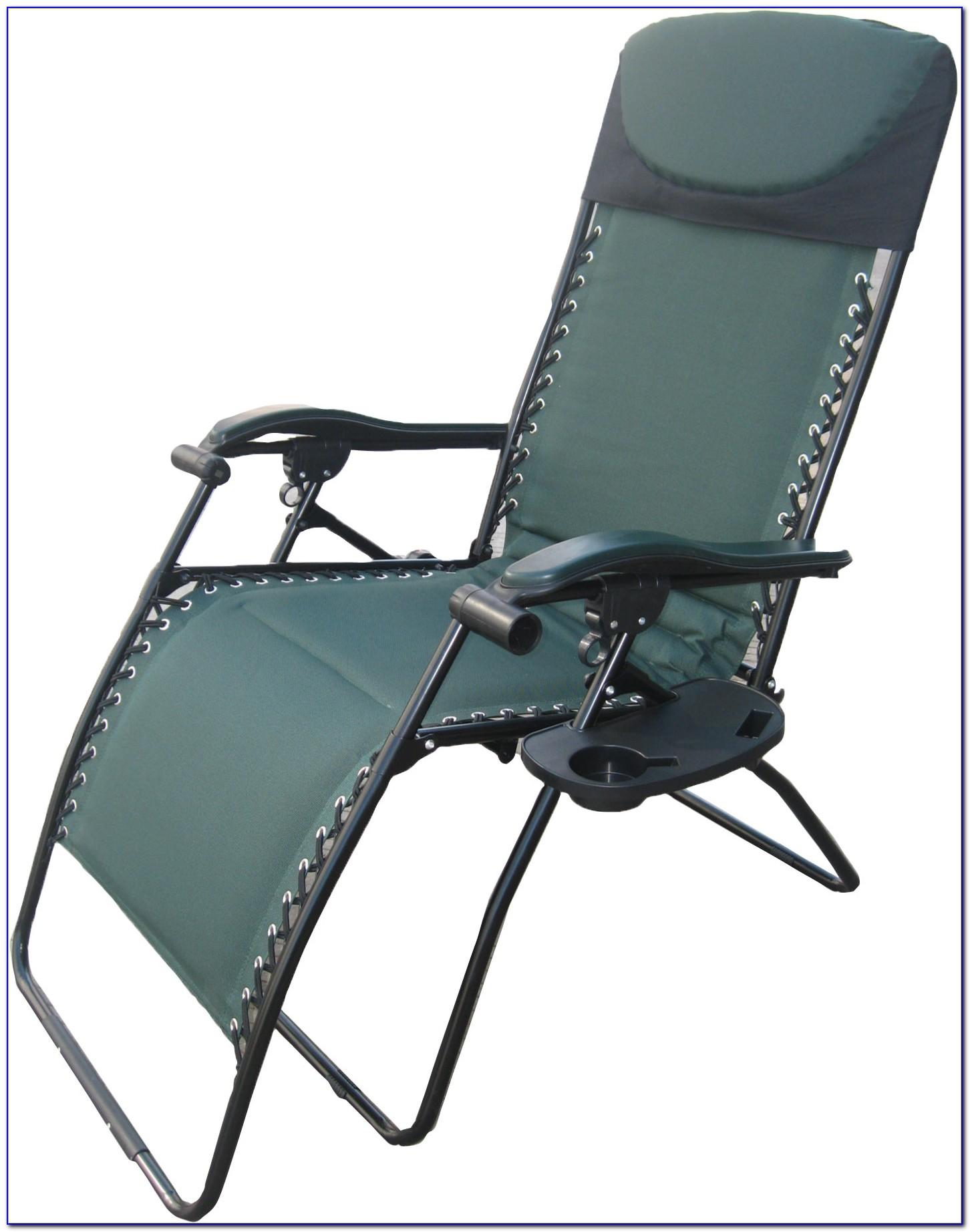 Reclining Camp Chair Bcf