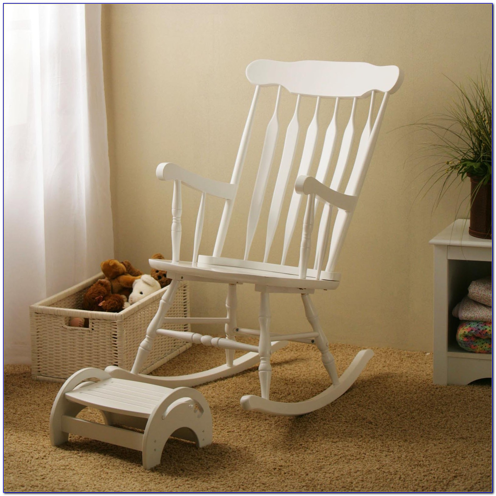 Rocking Chair Nursery Cushions