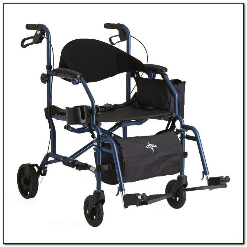 Rollator Transport Chair Walgreens