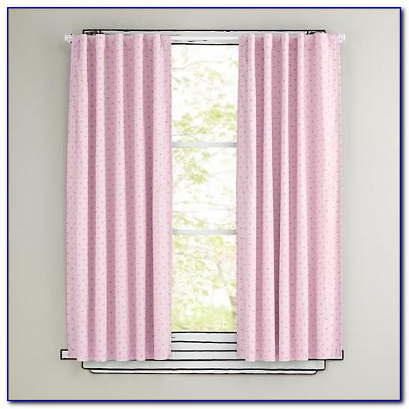 Room Darkening Curtains Pink