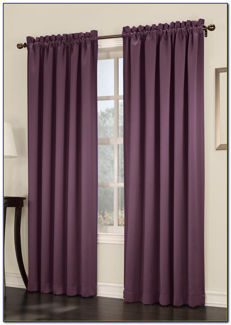 Room Darkening Curtains White
