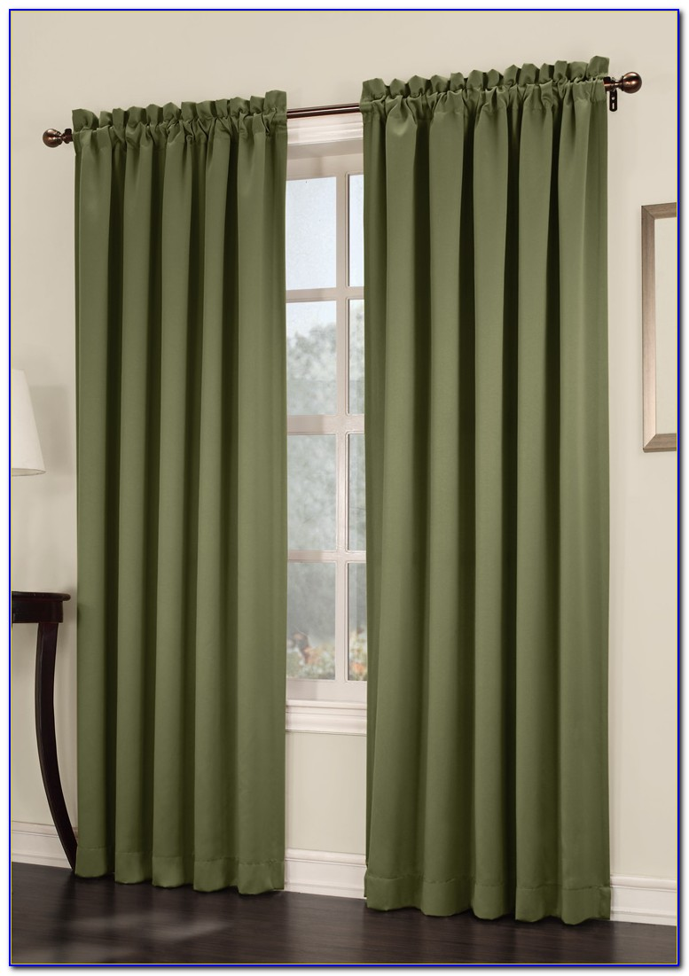Room Darkening Curtains With Grommets