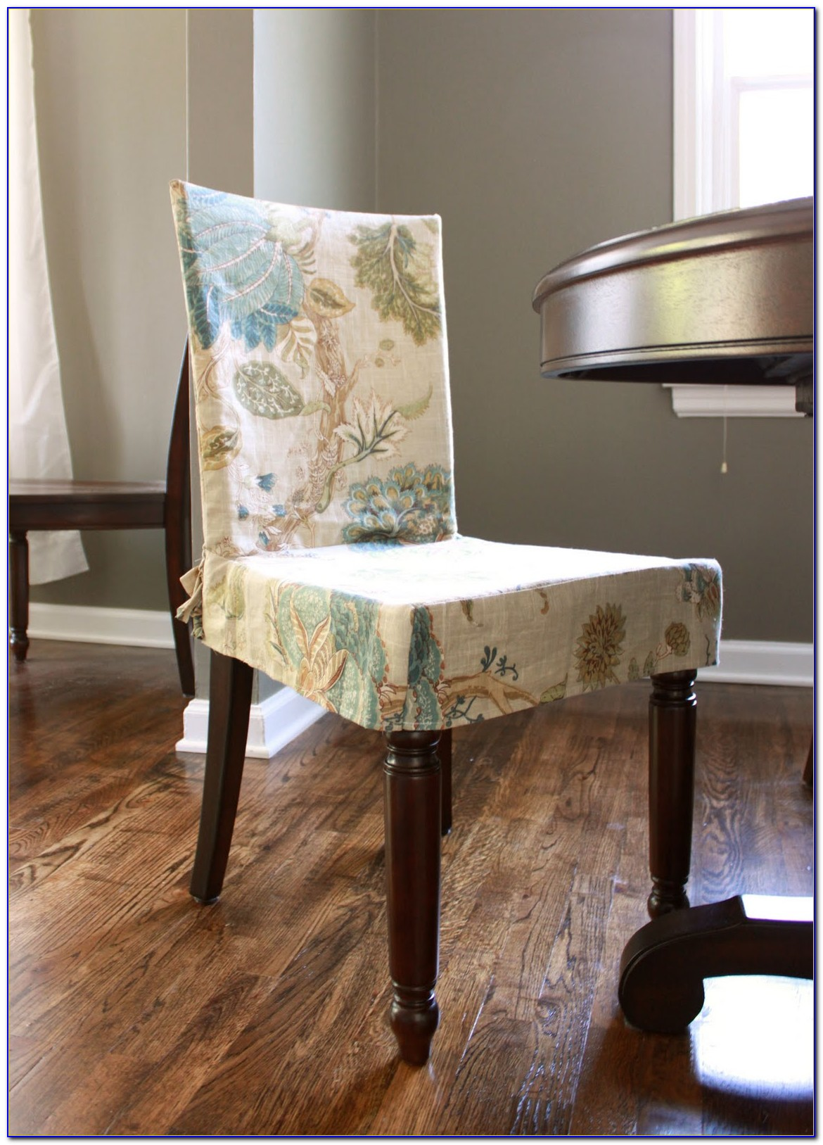 Slipcovered Dining Chairs Ikea