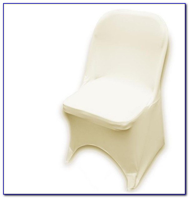 Spandex Chair Covers With Sash