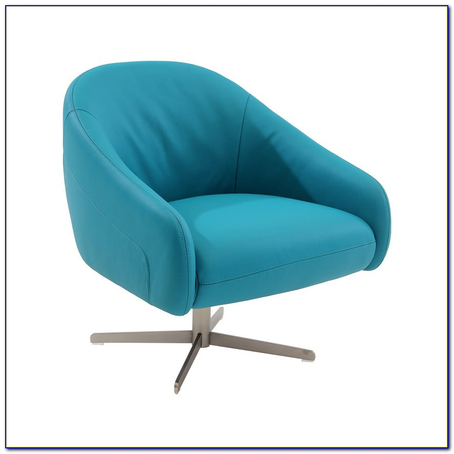 Swivel Accent Chair Teal