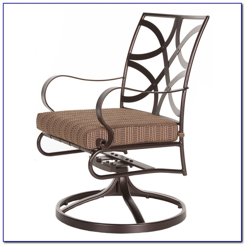 Swivel Rocker Patio Chair Cushion