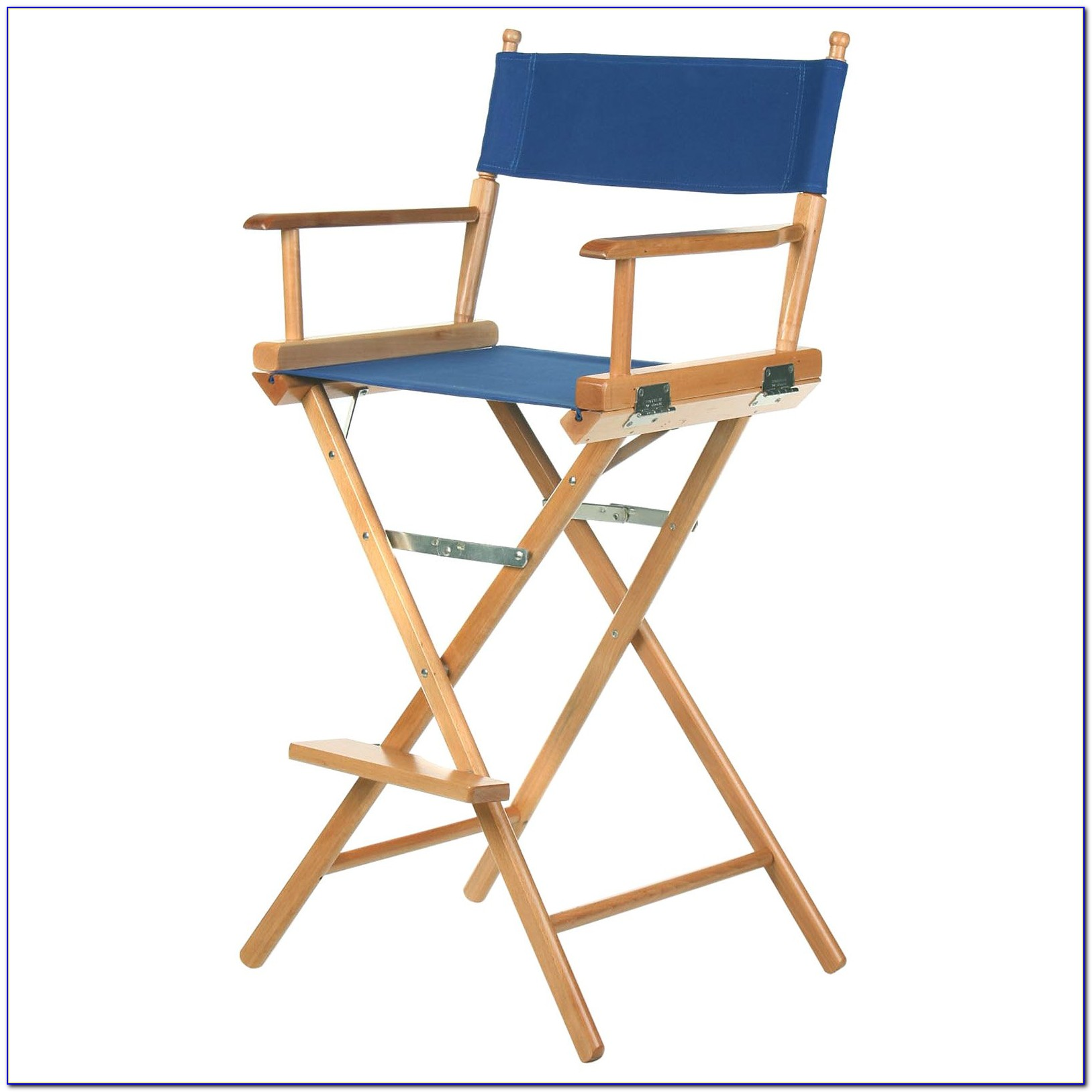 Tall Directors Chair With Table