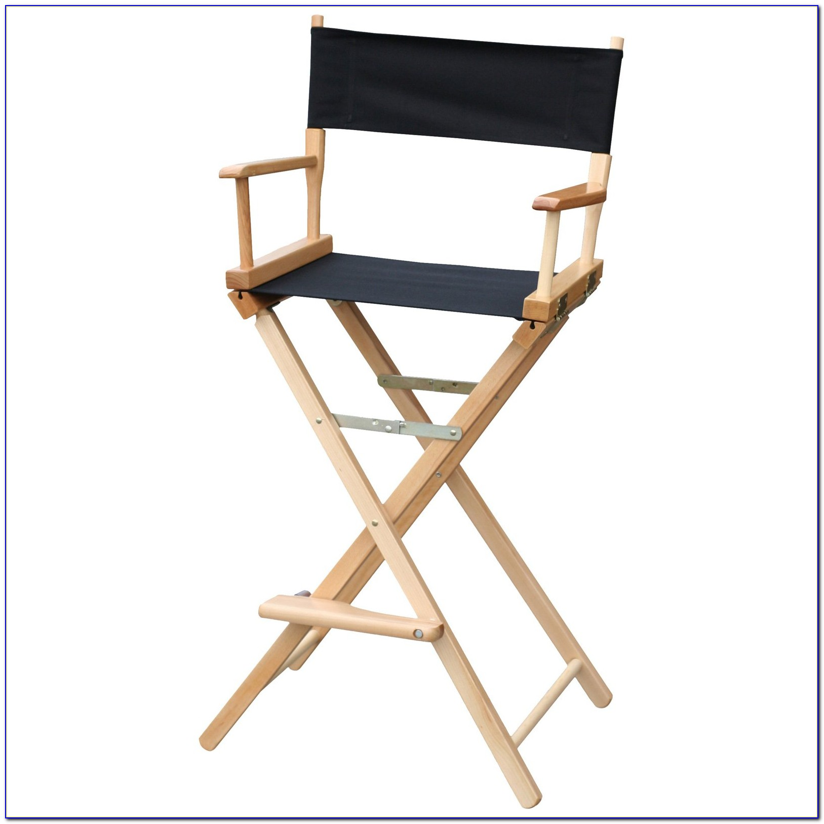 Tall Directors Chair With Umbrella