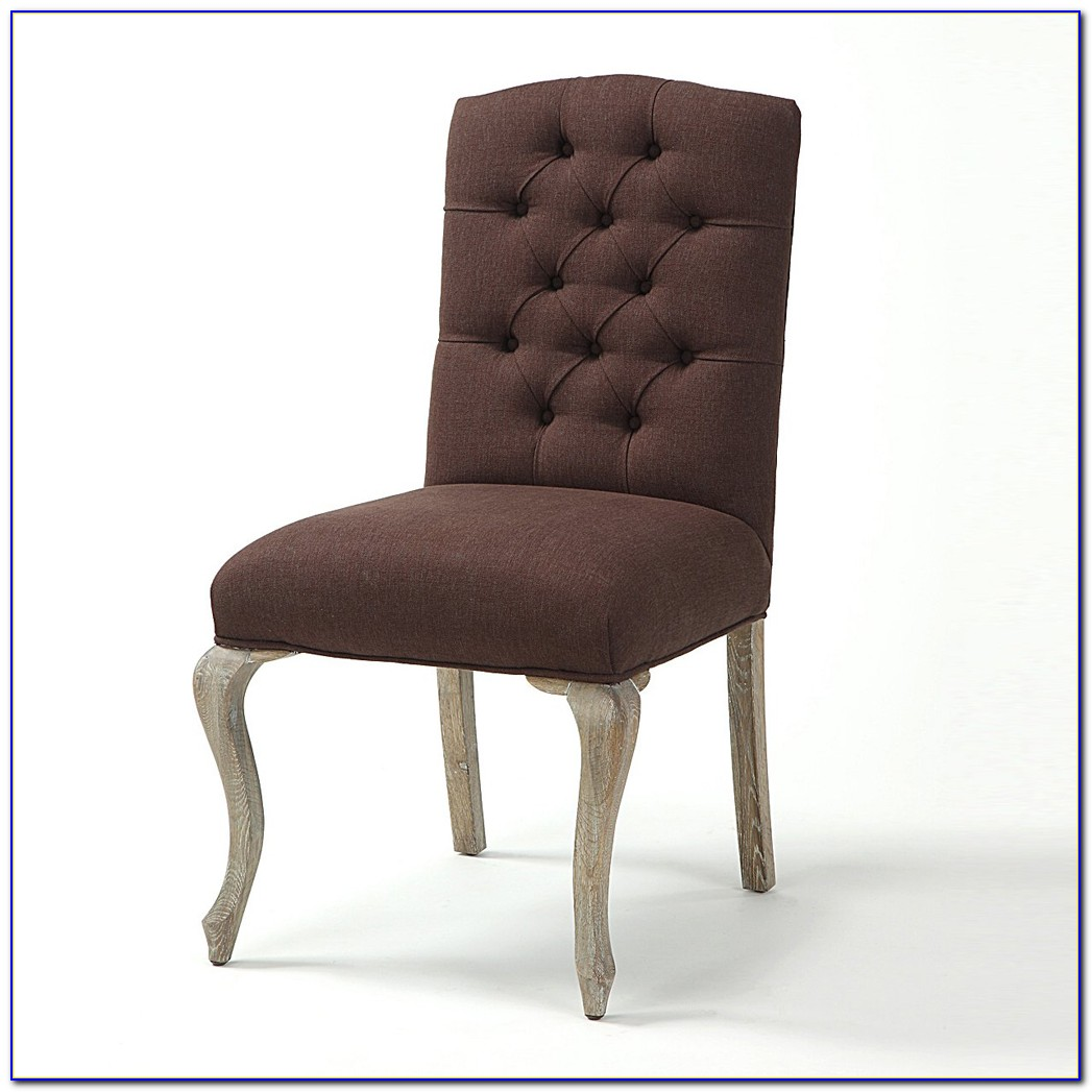 Tufted Dining Chair Covers
