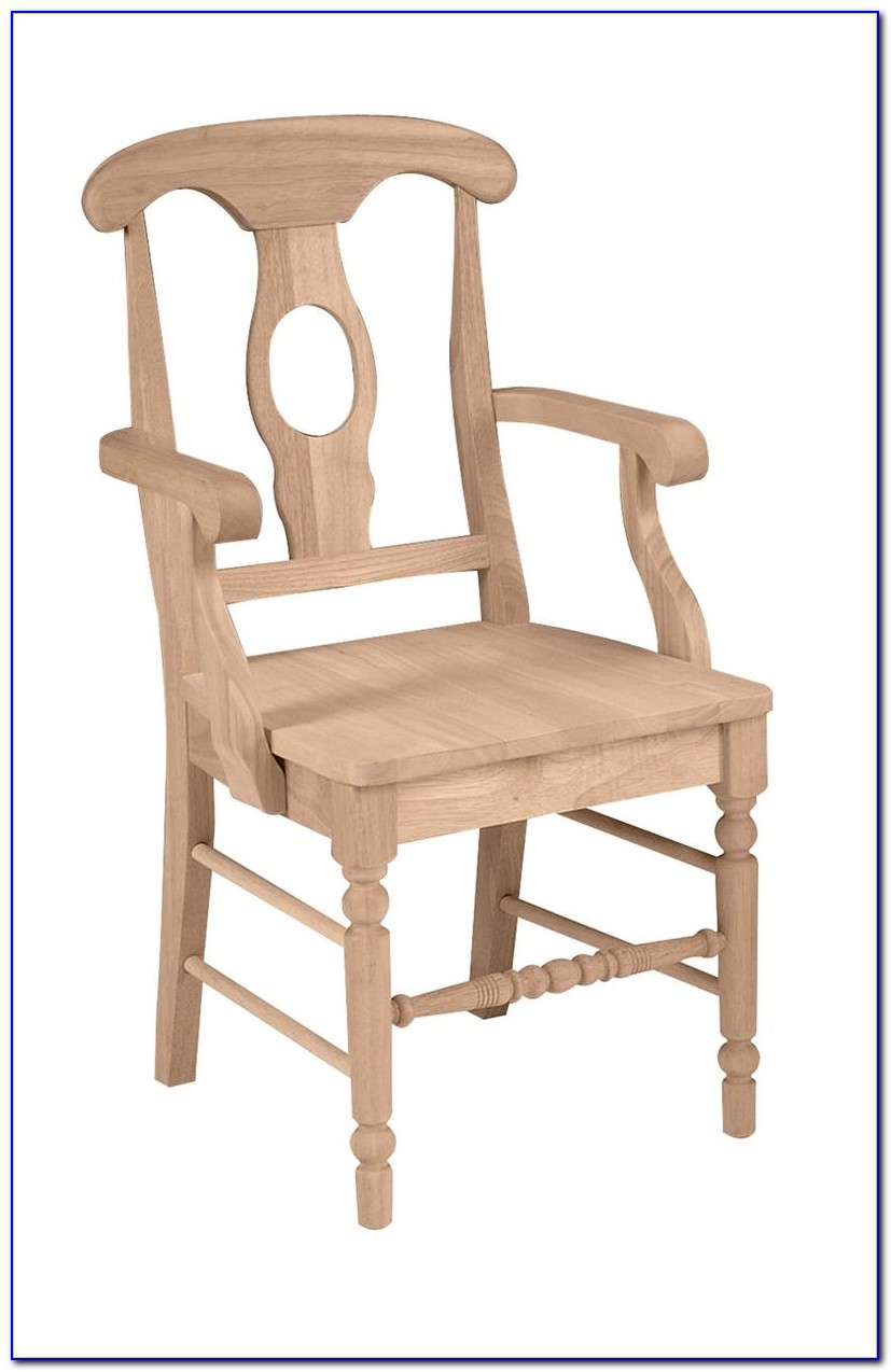 Unfinished Dining Chairs Uk