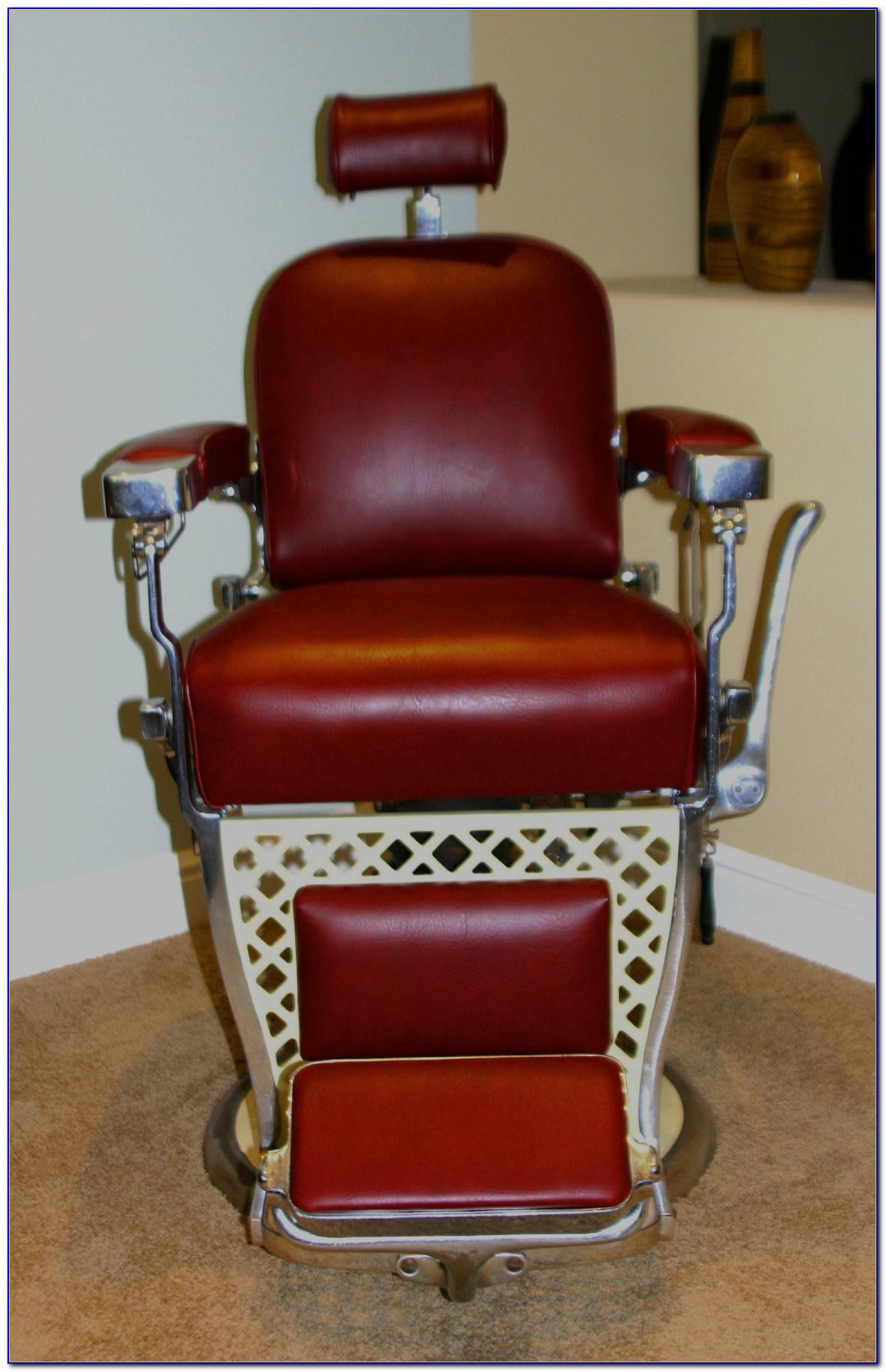 Vintage Barber Chairs Ebay