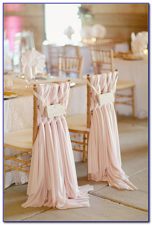 Wedding Chair Sashes Bulk