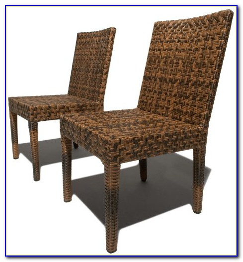 Wicker Dining Chairs Pier One