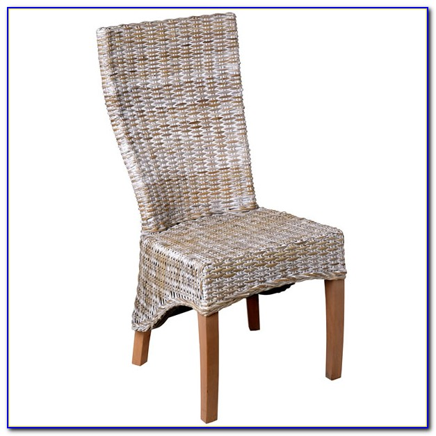 Wicker Dining Chairs Pottery Barn