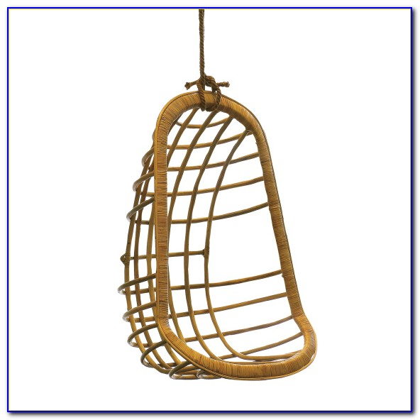 Wicker Hanging Chair Outdoor