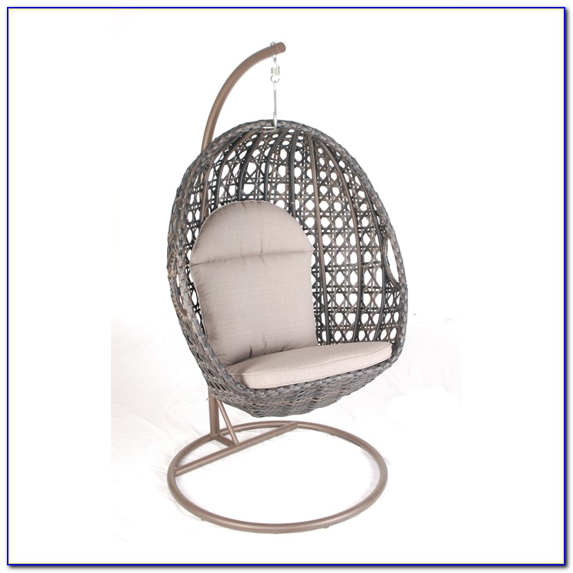 Wicker Hanging Chair Pier One