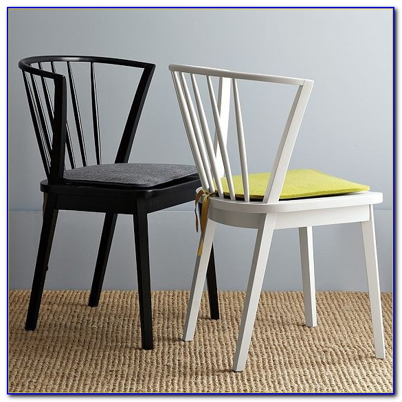 Windsor Dining Chairs In Beech