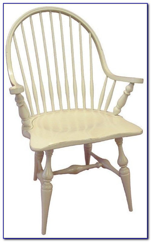 Windsor Dining Chairs White