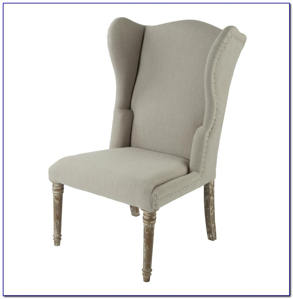 Wingback Dining Chair Slipcover
