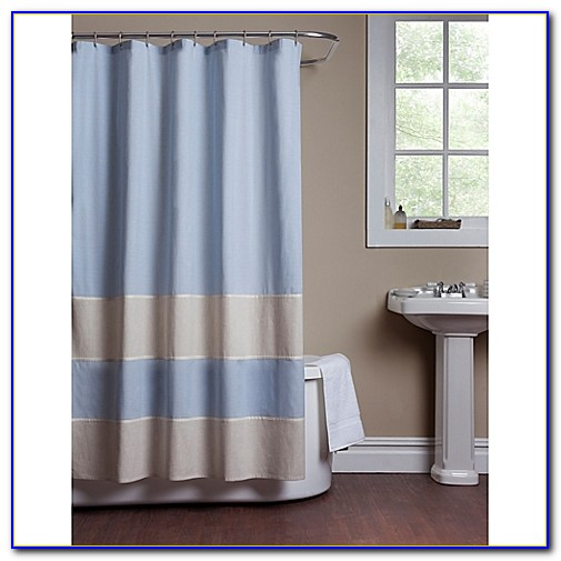 96 Inch Wide Shower Curtain