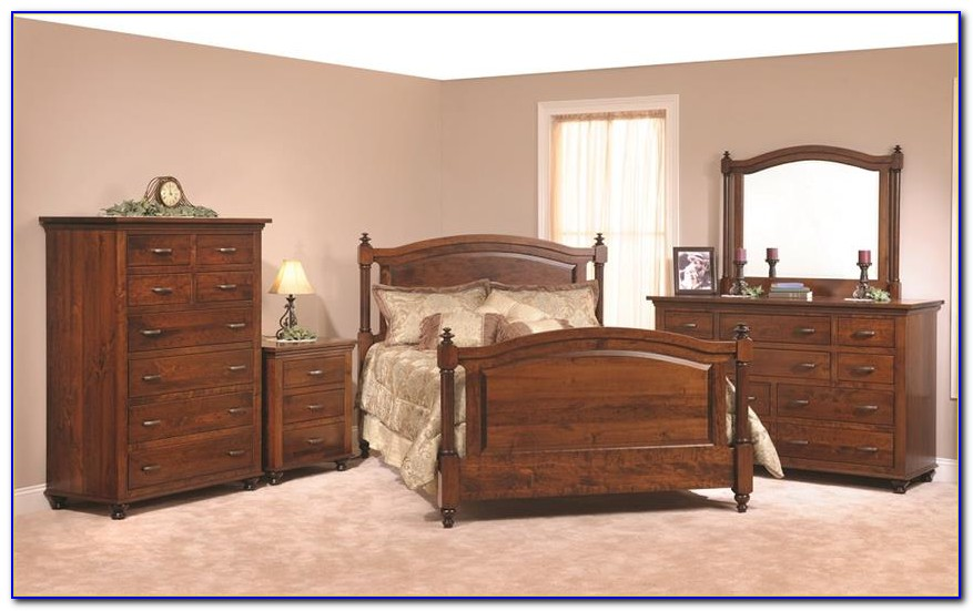 Amish Bedroom Furniture Illinois