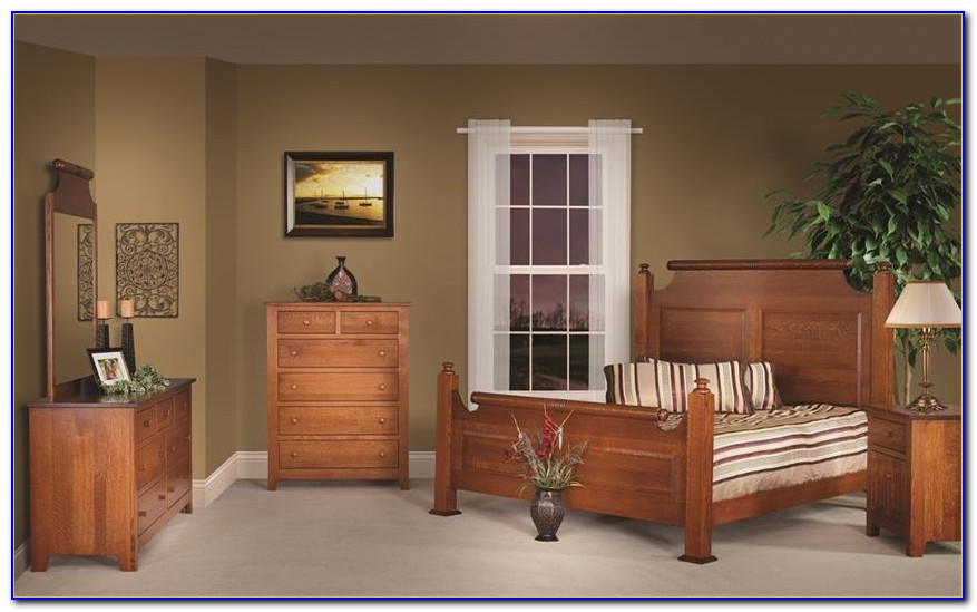 Amish Made Bedroom Furniture