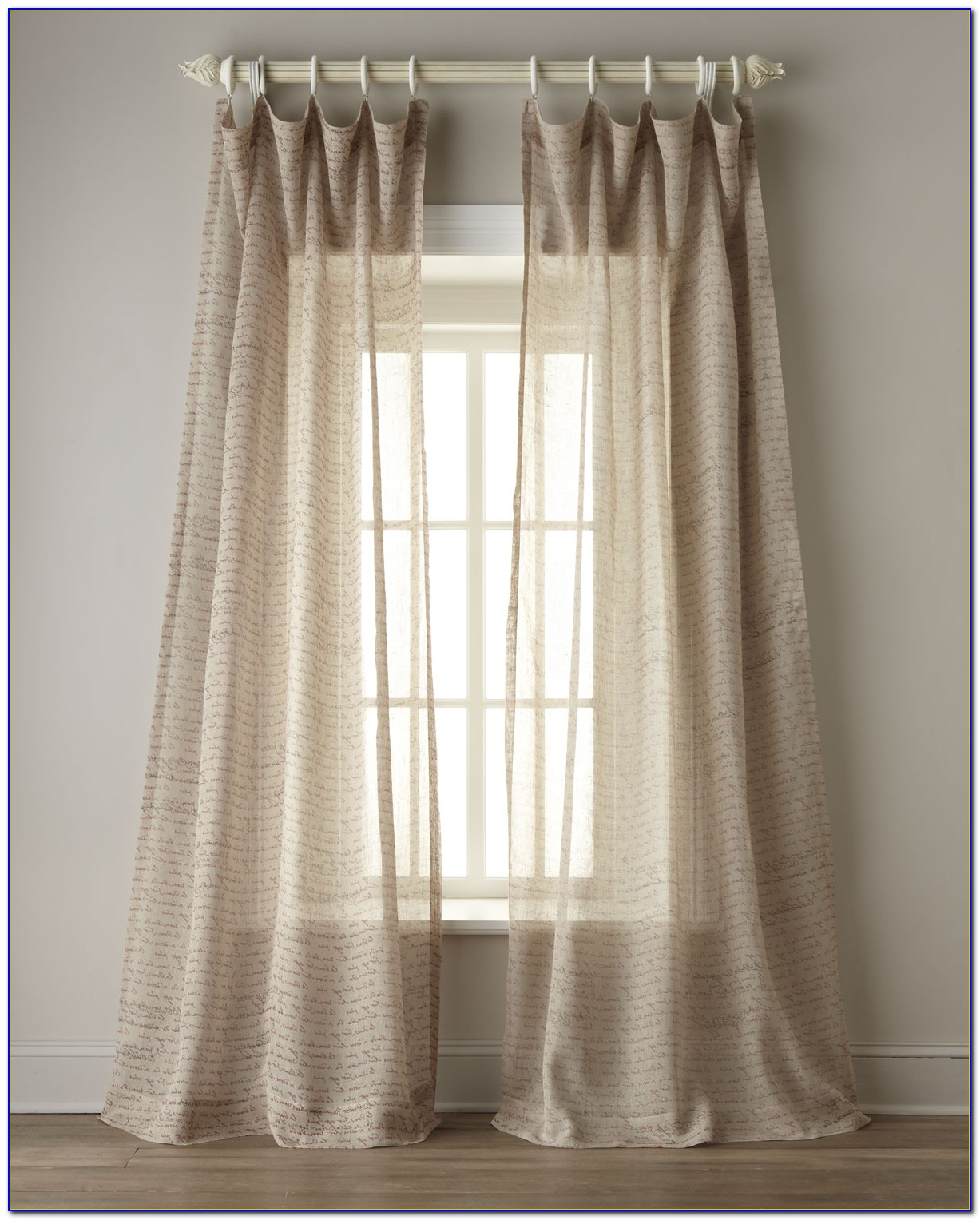 Anna's Linens Curtain Panels
