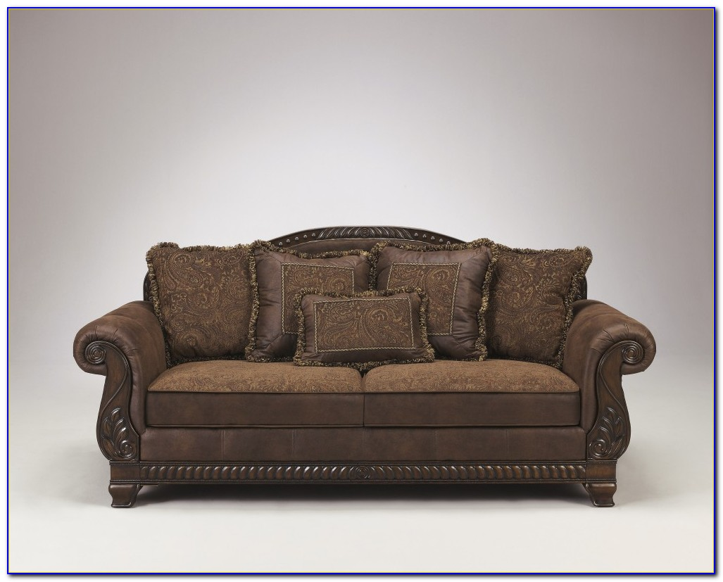 Ashley Furniture Couch And Loveseat