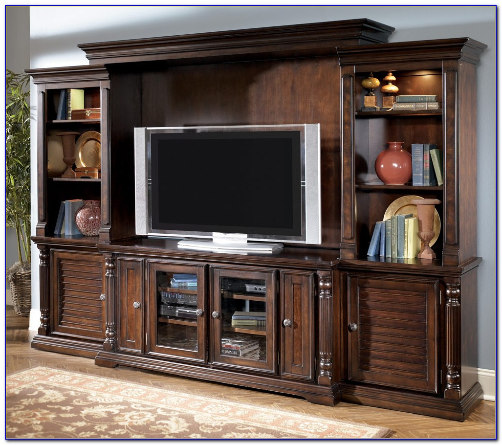 Ashley Furniture Entertainment Centers